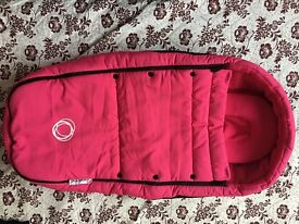 Bugaboo bee cocoon in pink