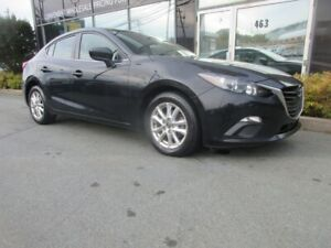 2015 Mazda 3 2.0L W/ ALLOYS HEATED FRONT SEATS PROXIMITY KEY PU