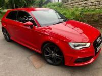 2014 Audi A3 s Line 6 Speed not gtd gti
