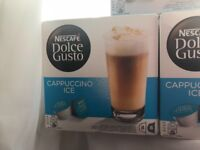 Dolce gusto cappuccino ice x 3