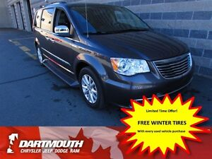 2016 Chrysler Town & Country LIMITED/LEATHER/LOADED
