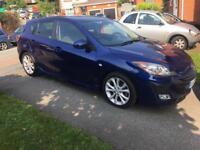 Mazda 3 sport diesel 6 speed manual
