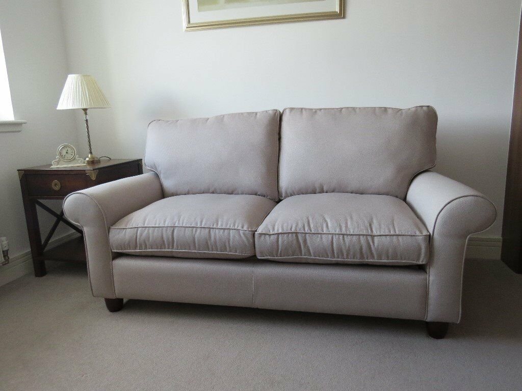 Laura Ashley Abingdon Upholstered 2 Seater Sofa Bed In
