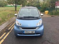 SMART FORTWO PASSION 0.8 DESIEL AUTOMATIC S/TOUCH REGISTERED 02/2011