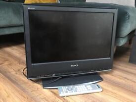 """Sony Bravia 19"""" TV"""
