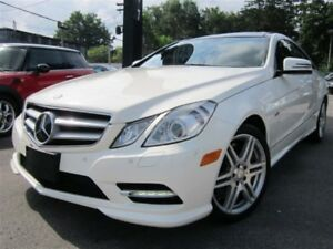 2012 Mercedes-Benz E-Class E550 COUPE NAVIGATION/REAR VIEW CAMER