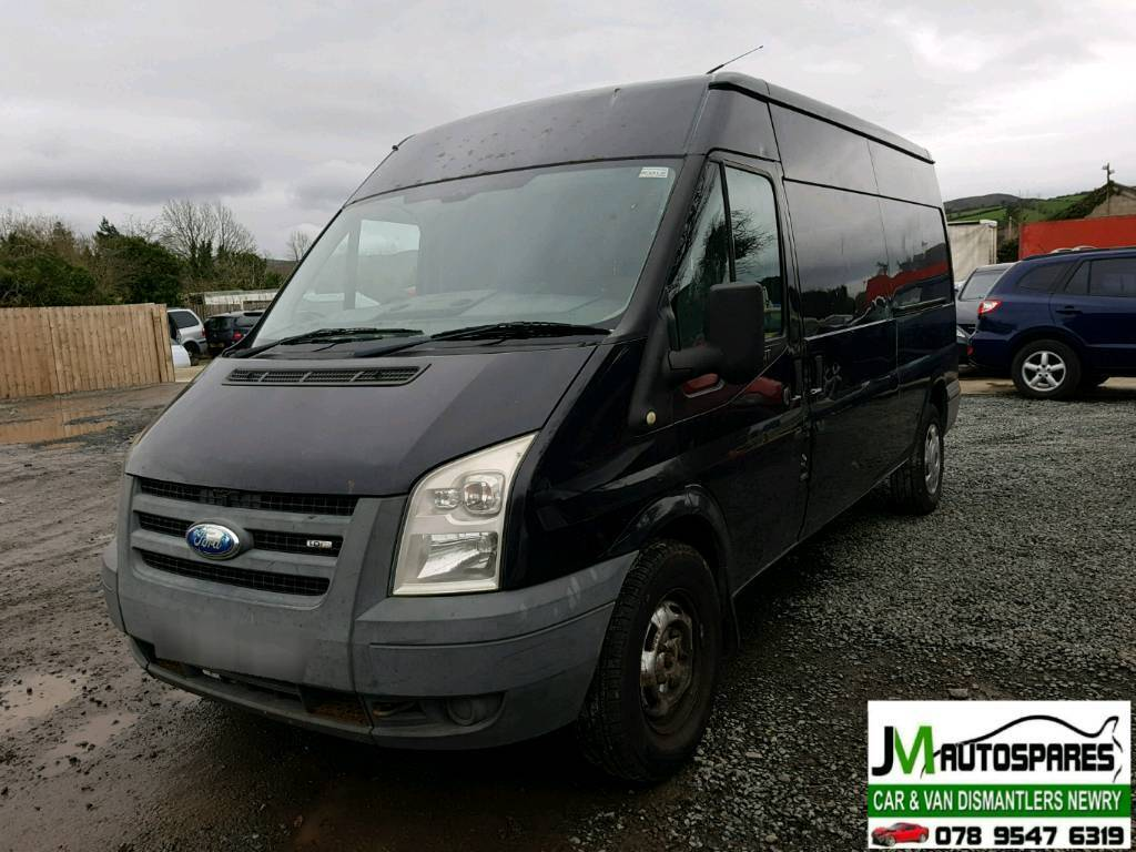 28d5d7d6a3 2009 Ford Transit 2.4tdci Rwd PARTS    BREAKING ONLY SPARES JM AUTOSPARES.  Newry