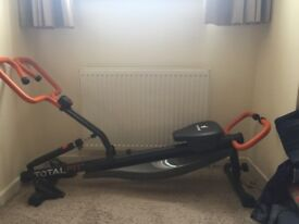 Total Fit Exercise Machine - As Good As New