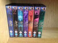 Buffy the vampire slayer boxset