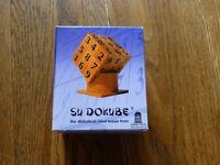 wooden block Su Dokube by Gazebo games - never used