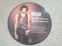 Michael Jackson Picture Disc