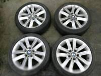 BMW 120d M Sports Wheels 205, 45/50, 17 inch