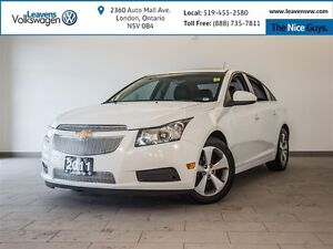 2011 Chevrolet Cruze LTZ TURBO+LETHR+HEATED SEATS+SUNROOF