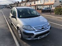 citroen c3 1.4 cool 2008 - ONLY 75000 MILES -12 months MOT - AIR CON - 2 owners