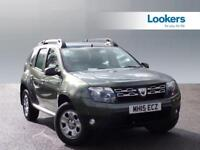 Dacia Duster AMBIANCE DCI (green) 2015-07-30