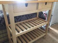 Ikea kitchen trolly
