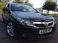 Automatic SRI Model Vectra 2008, 1.9 Diesel Crouse Control Alloys wheel 40 MPG Mot May 2017 Cd