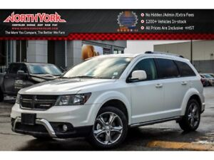 2017 Dodge Journey Crossroad AWD|Nav/Backup_Cam,Rr DVD,Flex.Seat