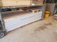 British Gypsum 12.5mm Plasterboard - 1800*900 & 2400*1200