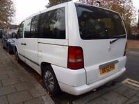 MERCEDES-BENZ VITO | 2.2 CDI TRAVELINER | 8 SEATS | DIESEL | ONLY 1995