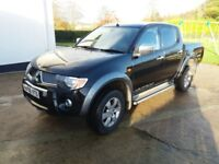 *Price Drop*No VAT* L200 Mitsubishi Warrior 4x4 Pick-Up
