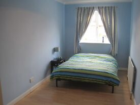 Light, airy, large, double bedroom in beautiful house with lovely south facing garden