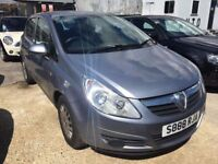 Vauxhall Corsa 1.3 CDTi 16v Life 5dr£1,995 p/x welcome NEW MOT. FINANCE AVAILABLE
