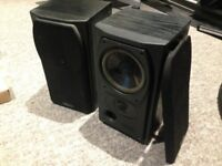 Mission shelf speakers 731.s.