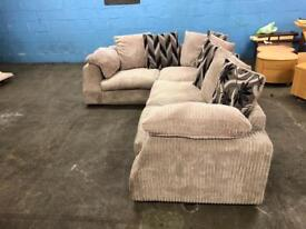 Mink corner sofa/couch/suite CAN DELIVER