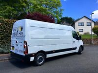 Pointons Man and Van / Man and Van Hire in Devon, England. Operating Nationally