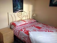 Double room to rent in rural location