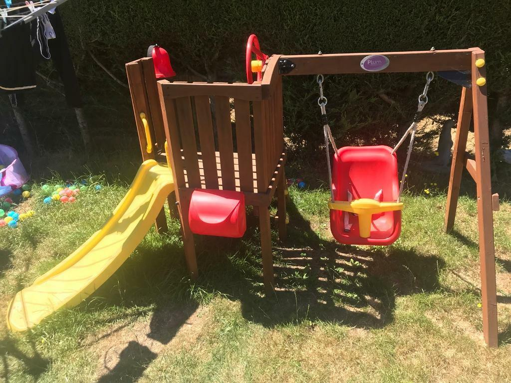 Plum Toddler Tower Wooden Play Centre In Romford London Gumtree