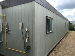 ** Reduced ** Office Trailer skid shack modular 12x60 154532