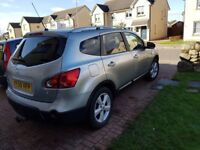 2L Diesel Nissan Qashqai 7 SEATER in EXCELLENT Condition with FSH - Low Mileage
