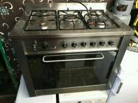 Range cooker, Integrated ovens, washing machines, fridge freezers