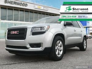 2015 Gmc Acadia SLE-2 AWD One Owner Local Trade!!