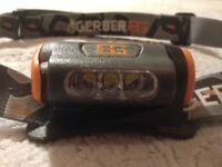 Bear Grylls Handsfree LED Torch (head torch) - BRAND NEW