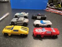 TRANSFORMER SMALL VEHICLE COLLECTION IN EXCELLENT CONDITION £3 EACH
