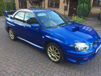 Subaru Impreza sti type uk dccd widtrack ppp