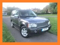 Land Rover Range Rover 3.0 Td6 Vogue 5dr FULLY LOADED, CAMERA,SAT NAV,