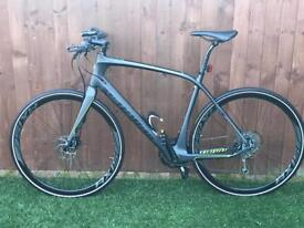 Specialized Sirrus Comp Carbon Disc 2015 large frame