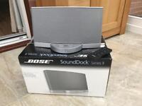Bose SoundDock Series 11 Silver.