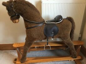 Mamas and Papas Rocking Horse 2-6 Years