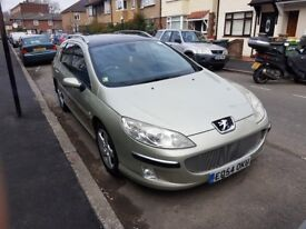 Peugeot 407 SW £1100 in excellent condition