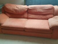 DFS large 2 seater sofa