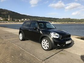 Mini Countryman Cooper S, mega spec in immaculate condition with FSH