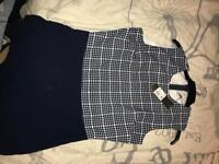 Playsuit new tags on size large 12/14