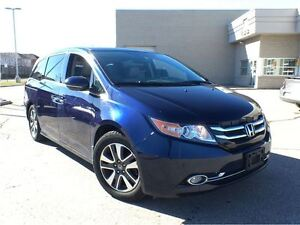 2014 Honda Odyssey Touring**DVD ENTERTAINMENT**LEATHER**