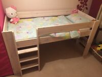 Mid-Sleeper Single Bed