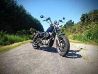 1986 883 Harley Davidson sportster